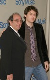 Andrew Lack Photo - Sony Music Entertainment Post Awards Party at Maple Drive in Beverly Hills 020804 Photo by Kathryn IndiekGlobe Photos Inc 2004 John Mayer with Sony Chairman and Ceo Andrew Lack