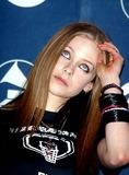 Avril Lavigne Photo - Sd010703 45th Annual Grammy Awards Nominations Announcements at Madison Square Garden NYC Photo by John BarrettGlobe Photosinc 2003 Avril Lavigne