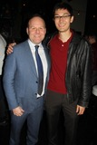 Aaron Steele-Nicholson Photo - Cinedopes Web Series World Premiere  Launch Party Busbys East Los Angeles CA 11182014 Aaron Steele Nicholson and Jeff Young Clinton H WallaceipolGlobe Photos Inc
