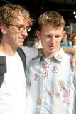 Andy  Lucas Photo - Andy Dick with Son Lucas at the  Late Show with David Letterman  at the Ed Sullivan Theatre in New York City 8-29-2005 Photo by Rick Mackler-rangefinders-Globe Photos Inc