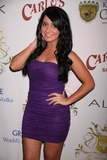 Angelina Pivarnick Photo - Angelina Pivarnick at Maksim Chmerkovskiys Ballroom Birthday Bash at Hammerstein Ballroom 311 W34st 1-27-2012 Photo by John BarrettGlobe Photos Inc