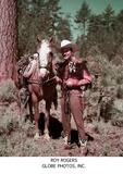 Roy Rogers Photo - Roy Rogers Photo Supplied by Globe Photosinc