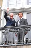 Crown Prince Frederik of Denmark Photo - Crown Prince Frederik of Denmark 40th Birthday-amalienborg Palace Copenhagen Denmark 05-26-2008 Photo by Ricardo Ramirez-richfoto-Globe Photos Inc Queen Margrethe and Prince Frederick of Denmark
