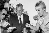 Lee Marvin Photo - Photo Globe Photos Inc Lee Marvin Betty Marvin