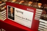 Joe Biden Photo - Joe Biden Signs Copies of His New Book Promises to Keep at Borders Books Las Vegas Nevada 08-23-2007 Photo by Ed Geller-Globe Photos Inc