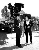 Burt Lancaster Photo - Burt Lancaster and Kirk Douglas Supplied by SmpGlobe Photos Inc