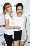 Wallflowers Photo - Bella Thorne Kaili Thorne Girls Night Out with Bella Thorne and Wallflower Jeans Held at the California Market Center October 7 2013 Los Angelescaliforniausa Photo TleopoldGlobephotos
