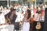 Alex Kinsey Photo - Alex Kinseysierra Deaton of Alexsierra Performing at NBC todayshow 6-23-2014 John BarrettGlobe Photos