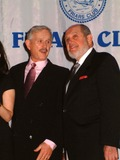 Alan King Photo - Friars Club to Roast the Smothers Brothers New York Hilton  New York City 10032003 Photo by Mitchell LevyrangefindersGlobe Photos Inc Tom Smothers and Alan King