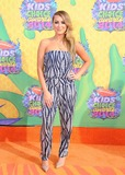 Alexa PenaVega Photo - Alexa Penavega attending the Nickelodeons 27th Annual Kids Choice Awards Held at the Usc Galen Center in Los Angeles California on March 29 2014 Photo by D Long- Globe Photos Inc