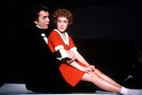 Andrea McArdle Photo -  1978 Frank Langella_andrea Mcardle Photo by Michael a Norcia  Globe Photosinc