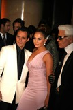 Alchemist Photo - The Fashion Group International Presents the 25th Annual Night of Stars Honoring the Alchemists Cipriani Wall St NYC October 23 08 Photos by Sonia Moskowitz Globe Photos Inc 2008 Marc Anthony Jennier Lopez and Karl Lagerfeld