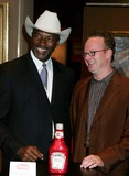 Mel Blount Photo - William Shatner Joins Heinz For Charity Auction at Sothebys  New York City 10222004 Photo by Rick MacklerrangefinderGlobe Photosinc Mel Blount