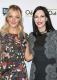 Abby Elliott Photo - Abby Elliott and Jill Kargman Attend Bravos Odd Mom Out Special Screening Florence Gould Hall NYC June 3 2015 Photos by Sonia Moskowitz Globe Photos Inc