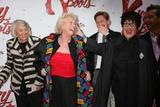 Liz Smith Photo - Kinky Boots Opening Night on Broadway Al Hirschfeld Theater NYC April 4 2013 Photos by Sonia Moskowitz Globe Photos Inc 2013 Liz Smith Iris Love Chita Rivera