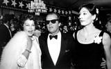 Ava Gardner Photo - Ava Gardner Jack Nicholson and Anjelica Huston 4385 R DominguezGlobe Photos Inc Jacknicholsonretro