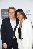 Ronan Farrow Photo - Women in the World Sixth Annual Summit the David H Koch Theater Lincoln Centernyc April 22 2015 Photos by Sonia Moskowitz Globe Photos Inc 2015 Ronan Farrow Freida Pinto