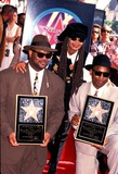 Jimmy Jam Photo - Terry Lewis and Jimmy Jam with Janet Jackson Terry Lewis and Jimmy Jam Receiving a Star on the Hollywood Walk of Fame 1993 Photo by Lisa Rose-Globe Photos