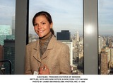 Princess Victoria of Sweden Photo -  Princess Victoria of Sweden Settles Into Ner New Office in New York City 061699 Photo by James BevinsGlobe Photos Inc