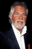 Kenny Rogers Photo - Out and About Kenny Rogers Photo Byjoyce SilversteinipolGlobe Photos Inc