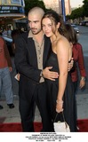 Amelia Warner Photo - American Outlaws Premiere at Mann Village Theater LA Collin Farrell (in the Movie) with Wife Amelia Warner Photo by Fitzroy Barrett  Globe Photos Inc 8-14-2001 K22711fb (D)