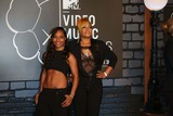 T-Boz Photo - Chilli (L) and T-boz of Tlc Arrive at the 2013 Mtv Video Music Awards Aka Vmas at Barclays Center in Brooklyn New York USA on 25 August 2013 Photo Alec Michael-Globe Photos Inc