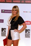 Alex Curran Photo - Alex Curran Arriving at the 15th Mtv Europe Music Awards at Echo Arena in Liverpool Great Britain on November 6th 2008photo by Alec Michael-Globe Photos