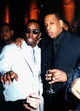 Hugh Edwards Photo - - New York City Sean Puffy Combs and Jay Z at Combs Birthday Bash Credit  Hugh Edwards IpolGlobe Photos Inc