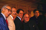 The Amazing Kreskin Photo - Tony Danza Speaks at the Friars Club Celebrity Luncheon Series New York City 03-14-2007 Photo by Mark Kasner-Globe Photos the Amazing Kreskin Joey Reynolds Tony Danza Chi Chi  Vincent Pastore and Nick Puccio