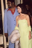 Rosey Grier Photo - Rosey Grier with Jacqueline Kennedy Onassis Circa 1968 G3197b Photo by Bob V Noble-Globe Photos Inc