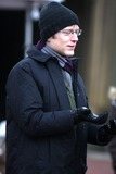 Anthony Rapp Photo - Anthony Rapp on the Set of Love and Other Impossible Pursuits in Central Park New York City 11-20-2008 Photos by John Barrett-Globe Photosinc