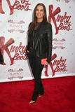 Al Hirschfeld Photo - Kinky Boots Opening Night on Broadway Al Hirschfeld Theater NYC April 4 2013 Photos by Sonia Moskowitz Globe Photos Inc 2013 Brooke Shields