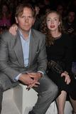 John Currin Photo - Marc Jacobs Fashion Show-celebrities the New York State Armory NYC September 10 2012 Photos by Sonia Moskowitz Globe Photos Inc 2012 John Currin Rachel Feinstein