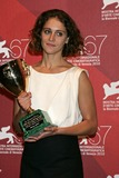 Ariane Labed Photo - Ariane Labed (Coppa Volpi For Best Actress) Award Winners Photocall at the 67th Venice Film Festival in Venice Italy 09-11-2010 Photo by Roger Harvey-Globe Photos Inc