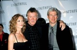 Adrian Lyne Photo - Sd0506 Unfaithful Premiere at the Ziegfeld Theatre in New York City Diane Lane Adrian Lyne Richard Gere Photo Bysonia MoskowitzGlobe Photos Inc 2002 Dianelaneretro