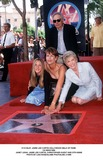 Jamie Lee Photo -  Jamie Lee Curtis Hollywood Walk of Fame CA 09031998 Janet Leigh Jamie Lee Curtis Christopher Guest and Dtr Annie Photo by Lisa RoseGlobe Photosinc