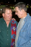 William Shatner Photo - Sd04262003 13th Annual Hollywood Charity Horse Show at Los Angeles Equestrian Center  Burbank CA 04262003 Photo by Milan RybaGlobe Photosinc 2003 William Shatner and Leonard Nimoy