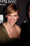 HILLARY SWANK Photo - Hillary Swank Escada Honors Damiano Biella at Free Arts Benefit Saks 5th Avenue NYC 10-30-2008