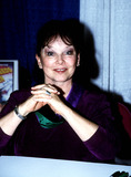 Yvonne Craig Photo - NY Sci Fi Fantasy Creation Convention at Msg NYC 062902 Photo by Rick MacklerrangefinderGlobe Photos Inc 2002 Yvonne Craig