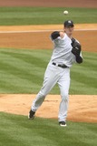 AJ Burnett Photo - Aj Burnett at Yankees Vs Minnesota Twins Game at Yankee Stadium 4-7-11 Photo by John BarrettGlobe Photos Inc