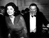 Jacqueline Kennedy Onassis Photo - Jacqueline Kennedy Onassis and John Sargeant Globe Photos Inc Jacquelinekennedyonassisobit