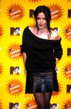 Andrea Corr Photo -  11801 the Mtv Europe Music Awards 2001 Andrea Corr Photo by Roger HarveyGlobe Photos Inc