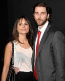 Andrew Form Photo - Jordana Brewster and Andrew Form During the Premiere of the New Movie From New Line Cinema Friday the 13th Held at Graumans Chinese Theatre on February 9 2009 in Los Angeles Photo Michael Germana - Globe Photos