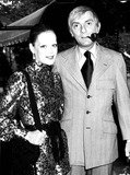Aaron Spelling Photo - Aaron Spelling with Wife at Abc Party 6151971 Photo by Phil RoachipolGlobe Photos Inc