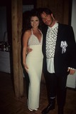Yasmine Bleeth Photo - Ricky Paull Goldin with Yasmine Bleeth Faith Winter Ball Benefit Aids and Breast Cancer 1995 Photo by Lisa Rose-Globe Photos Inc