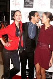 Anna Cleveland Photo - Zac Posen Launches His Newest Line of Fashion Z Spoke at Saks 5th Avenue Landmark Store NYC 02-24-2010 Photos by Rick Mackler Rangefinder-Globe Photos Inc Anna Clevelandzac Posen Pat Cleveland