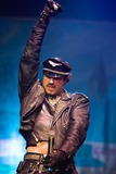 Village People Photo -  Lisbon Portugal - Village People Performing Before a Full Pavilhao Atlantico in Lisbon During the Disco Fever Event Photo Joost De Raeymaeker-cityfiles-Globe Photos Inc