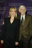 Aaron Spelling Photo - Aaron Spelling and Wife Candy Platinum Guild Internation Women with Heart Sothebys Beverly Hills CA February 12 2002 Photo by Nina PrommerGlobe Photos Inc 2002