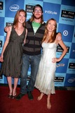 Sean Flynn Photo - 10894CHW LOS ANGELES FILM FESTIVAL 2006 PRESENTS THE BEACH PARTY AT THE THRESHOLD OF HELL PREMIERE SCREENING MAJESTIC CREST THEATRE WESTWOOD CA 07-01-2006PHOTO CLINTON H WALLACE-PHOTOMUNDO-GLOBE PHOTOS INC JANE SEYMOUR WITH SON SEAN FLYNN AND DAUGHTER KATIE FLYNN