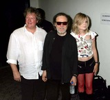 Chris Frantz Photo - K38840RMMAGNOLIA PICTURES AND THE HOWL FESTIVAL PRESENTS THE PREMIERE OF END OF THE CENTURY THE STORY OF THE RAMONES AT THE ANGELIKA FILM CENTER NEW YORK CITY  08192004PHOTO BY RICK MACKLERRANGEFINDERGLOBE PHOTOSINCCHRIS FRANTZ_TINA WEYMOUTH_TOMMY RAMONE